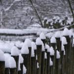 SchneePfosten