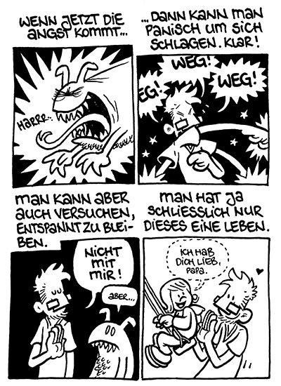 Comic von Der-Flix